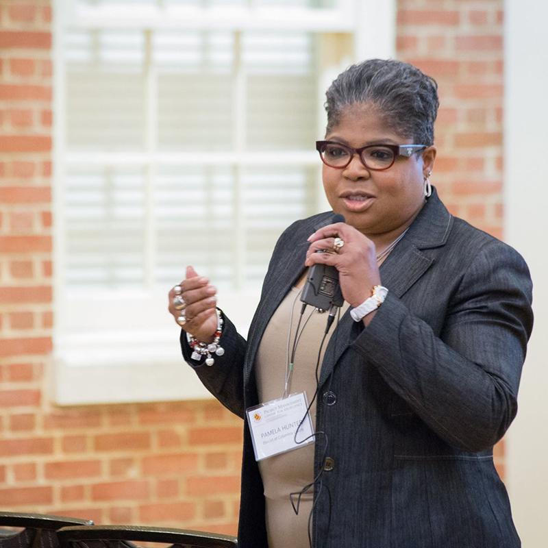 Project Management Symposium speaker
